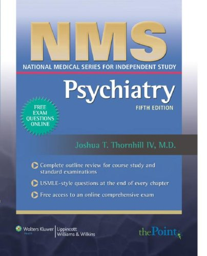 Psychiatry 9780781765145