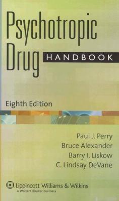 Psychotropic Drug Handbook 9780781762731