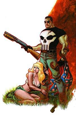 Punisher: Frank Castle Max - Welcome to the Bayou 9780785133780
