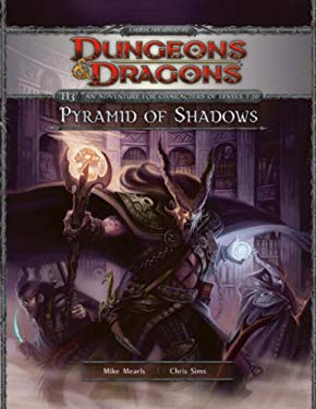 Pyramid of Shadows: An Adventure for Characters of 7th-10th Level 9780786949359