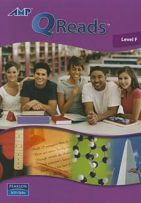 Qreads Student Guide Level F 9780785463078