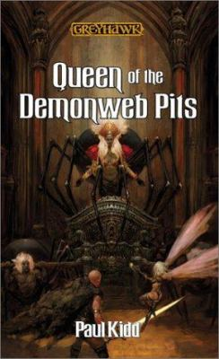 Queen of the Demonweb Pits 9780786919031