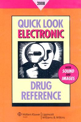 Quick Look Electronic Drug Reference 9780781778848