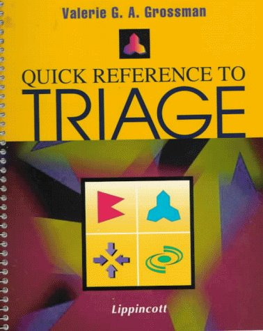 Quick Reference to Triage 9780781718615