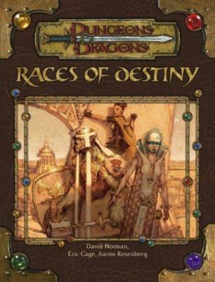 Races of Destiny 9780786936533