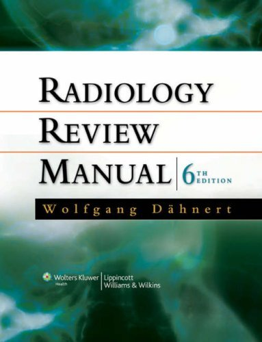 Radiology Review Manual 9780781766203