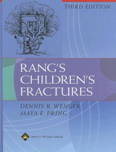 Rang's Children's Fractures 9780781752862