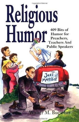 Religious Humor 9780788007071