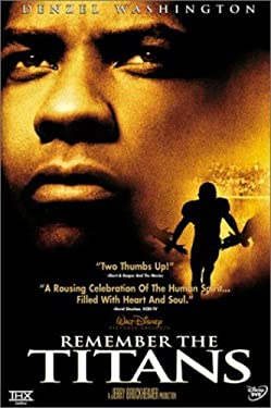Remember the Titans 9780788826856