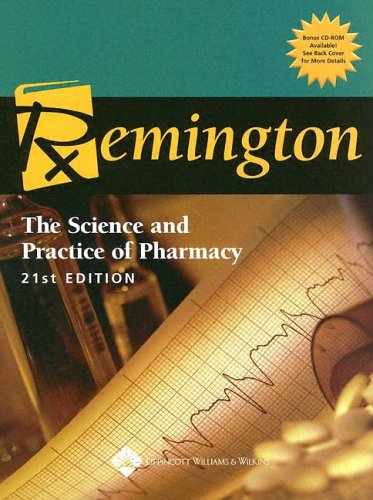 Remington: The Science and Practice of Pharmacy 9780781746731
