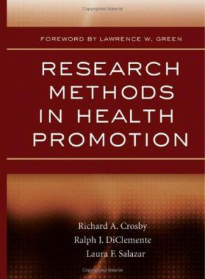 Research Methods in Health Promotion 9780787976798