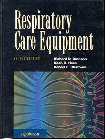 Respiratory Care Equipment 9780781712002