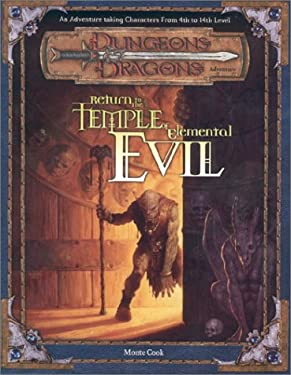Return to the Temple of Elemental Evil 9780786918430