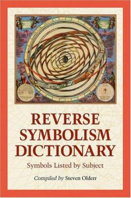 Reverse Symbolism Dictionary: Symbols Listed by Subject 9780786421251