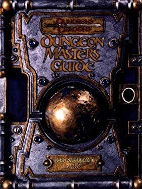 Revised Dungeon Master's Guide: Dungeons & Dragons Core Rulebook 9780786928897