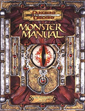 Revised Monster Manual: Dungeons & Dragons Core Rulebook 9780786928934