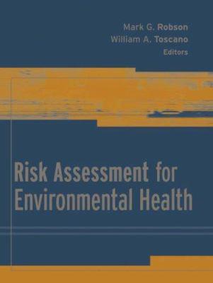 Risk Assessment for Environmental Health 9780787983192