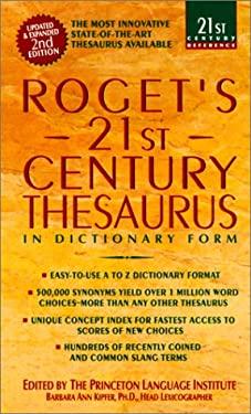 Roget's 21st Century Thesaurus (2D Ed.) 9780785704515