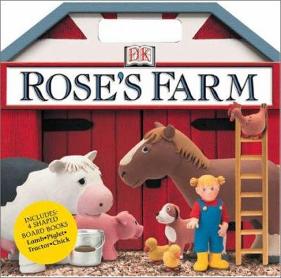 Rose's Farm [With Carrying Case for Books] 9780789468963