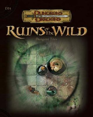 Ruins of the Wild: Dungeon Tiles 9780786947089