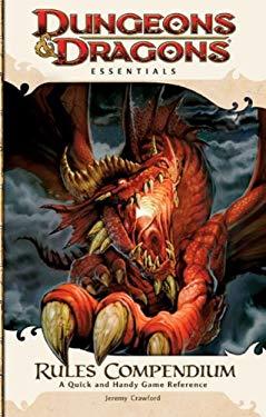 Rules Compendium: An Essential Dungeons & Dragons Compendium 9780786956210