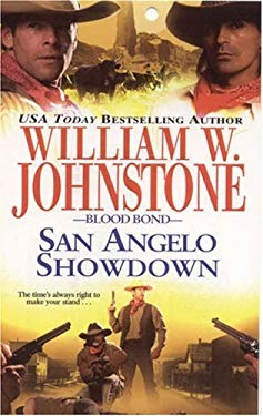 San Angelo Showdown 9780786017645