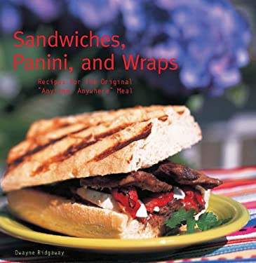 Sandwiches, Panini, and Wraps 9780785826378