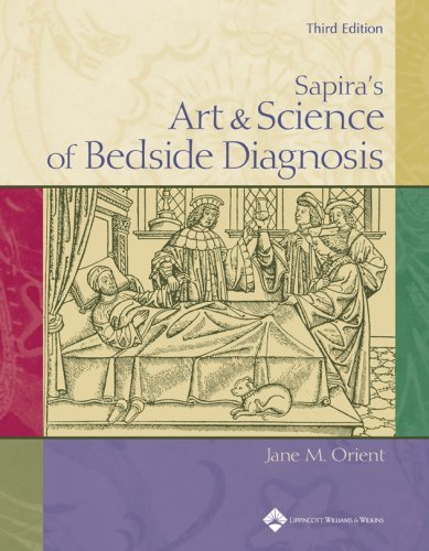 Sapira's Art and Science of Bedside Diagnosis 9780781757317