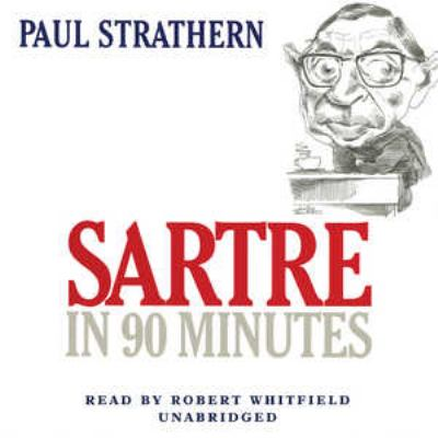 Sartre in 90 Minutes 9780786143658