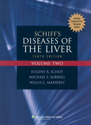 Schiff's Diseases of the Liver 9780781760409