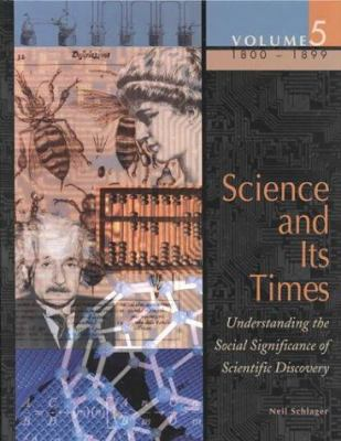 Science and Its Times: 19thcentury 9780787639372