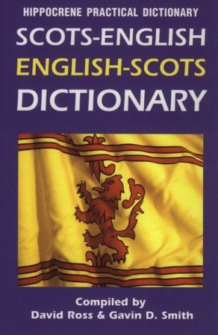 Scots-English, English-Scots Practical Dictionary 9780781807791