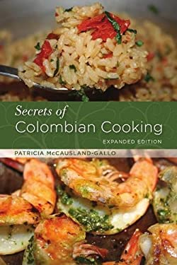 Secrets of Colombian Cooking 9780781812894