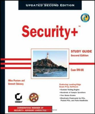 Security+ Study Guide: Exam Sy0-101 9780782143508