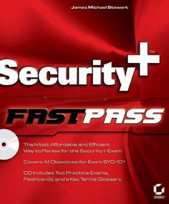 Security+ Fast Pass 9780782143591