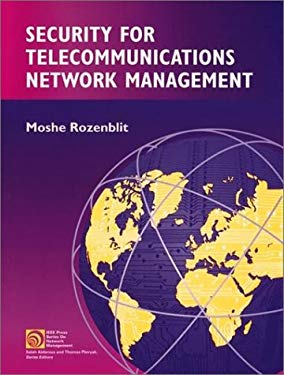 Security for Telecommunications Network Management 9780780334908