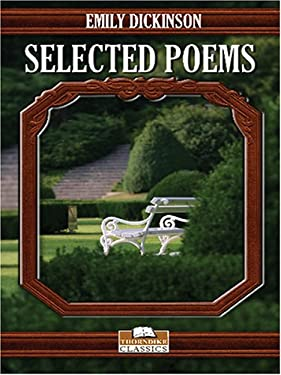 Selected Poems of Emily Dickinson 9780786283279