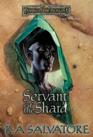 Servant of the Shard by R  A  Salvatore | 9780786916573
