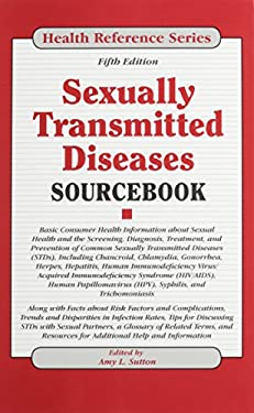 Sexually Transmitted Diseases Sourcebook 9780780812819