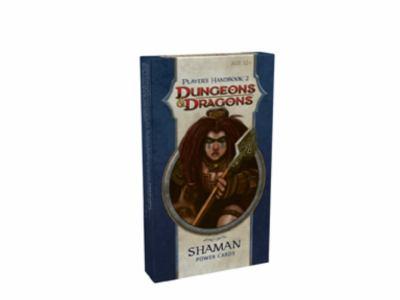 Shaman Power Cards: Player's Handbook 2