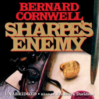 Sharpe's Enemy 9780786185542