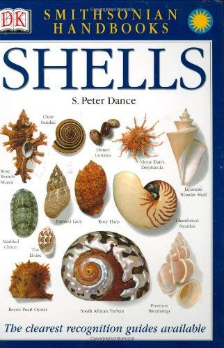 Shells: The Photographic Recognition Guide to Seashells of the World 9780789489876
