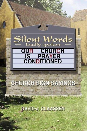 Silently Words Loudly Spoken 9780788023422