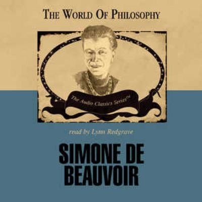 Simone de Beauvoir 9780786163854