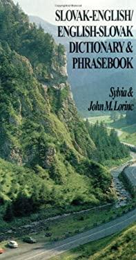 Slovak-English/English-Slovak Dictionary & Phrasebook 9780781806633