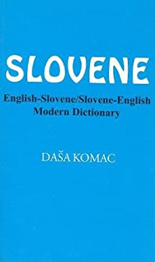 Slovene/English-English/Slovene Modern Dictionary 9780781802529