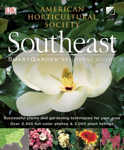 Smartgarden Regional Guide: Southeast 9780789494948