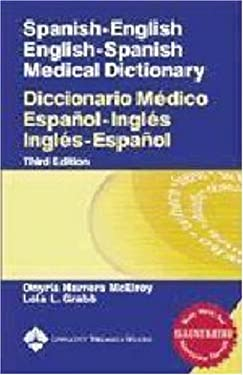 Spanish-English English-Spanish Medical Dictionary 9780781750110