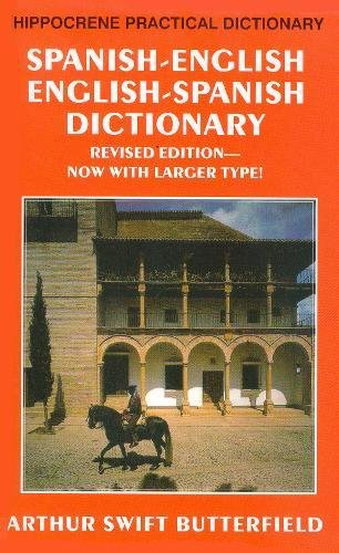 Spanish/English-English/Spanish Practical Dictionary 9780781801799