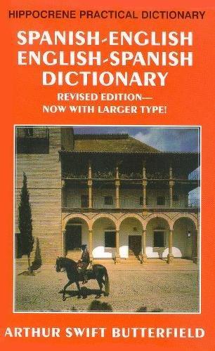Spanish/English-English/Spanish Practical Dictionary